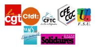 logos syndicats